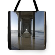 Scripps Pierla Jolla California Tote Bag