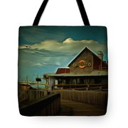 Sculley's Tote Bag