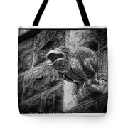 Sculpted Frog - Art Unexpected Tote Bag