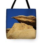 Sculpted Rock Tote Bag