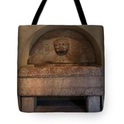 Sculpture At The Cloisters Tote Bag