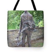 Sculpture Vincent Van Gogh - St Remy Tote Bag
