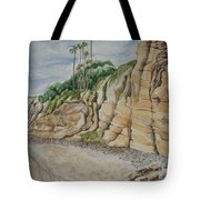Sd Cliffs Tote Bag