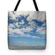 Sea And Sky 2 Tote Bag