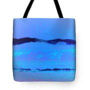 Sea At Its Bluest Tote Bag