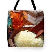 Sea Bath Salts Tote Bag