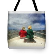 Sea Breeze 4 On The Bay Tote Bag