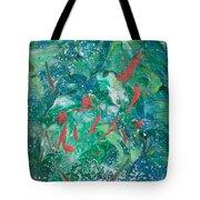 Sea Coral Tote Bag