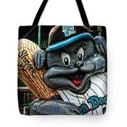 Sea Dogs Mascot Tote Bag