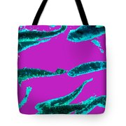 Sea Dreams 1 Fushia Tote Bag