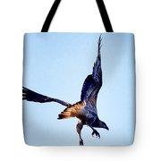 Sea Eagle Flight Tote Bag
