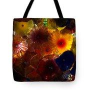 Sea Flowers And Mermaid Gardens Tote Bag