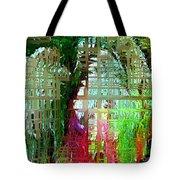 Sea Glass Tote Bag
