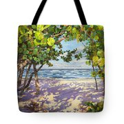Sea Grape Delight Tote Bag
