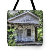 Sea Island Shack Tote Bag