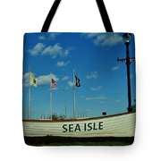 Sea Isle City Tote Bag