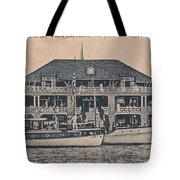 Sea Isle City Yacht Club  Tote Bag