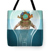 Sea Life  Tote Bag