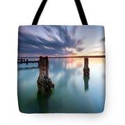 Sea Like A Glass Tote Bag