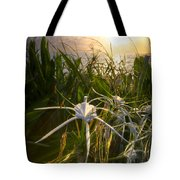 Sea Lily Tote Bag