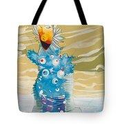 Sea Man Tote Bag