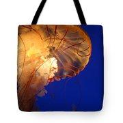 Sea Nettles V 2 Tote Bag