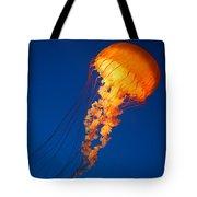Sea Nettles V 8 Tote Bag