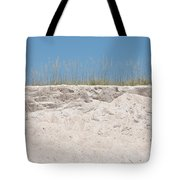 Sea Oat Love Tote Bag