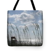 Sea Oats And Safety Tote Bag