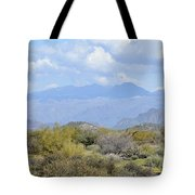 Sea Of Beauty Tote Bag