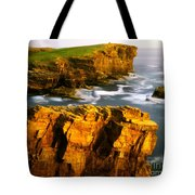 Sea Of Time Tote Bag