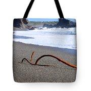Sea Serpent Tote Bag