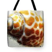 Sea Shell Beach Painting Art Tote Bag