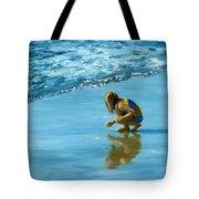 Sea Shell Seeker Tote Bag