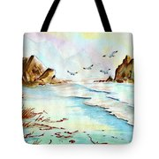 Sea Shore Impressions Tote Bag