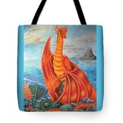 Sea Shore Pair Tote Bag