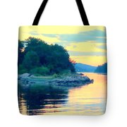 When Our Sea So Silent, Our Life Is So Good  Tote Bag