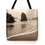Sea Stacks At Bandon 2 Tote Bag