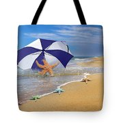 Sea Star Celebration  Tote Bag