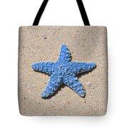 Sea Star - Light Blue Tote Bag