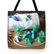 Sea Stars Mini Soap Tote Bag