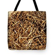Sea Straw Tote Bag
