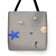 Sea Swag - Dark Blue Tote Bag by Al Powell Photography USA