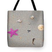Sea Swag - Pink Tote Bag