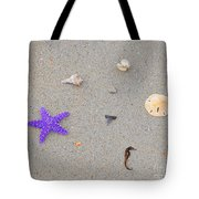 Sea Swag - Purple Tote Bag