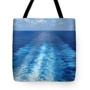 Sea Trails Tote Bag