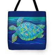 Sea Turtle I Tote Bag