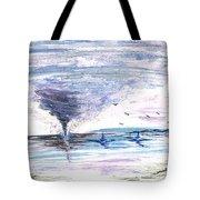 Sea Twister Tote Bag