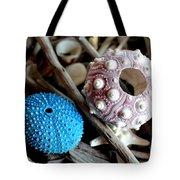 Sea Urchin Duo Tote Bag