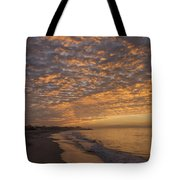 Seabright Sunrise Tote Bag